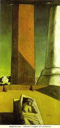 「アリアーヌの目覚め」(1913年)