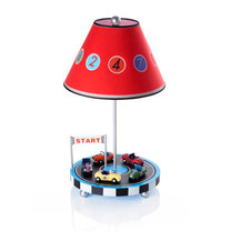 kids, lamps, boys, girls, nursery, bedroom, racecar