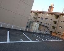 駐車場ライン引き 駐車禁止ライン引き