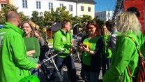 Mobilitätstag 2019 kirchschlag grünen kaineder