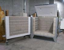 両開き式電気炉TY-40W