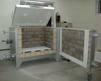 陶芸用電気炉TY-30W変形