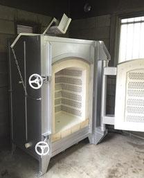 陶芸用電気炉TY-11SD