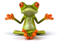 Cours de yoga professionnels.