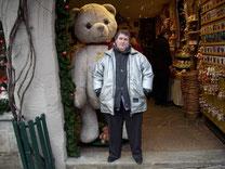 zwei bärenstarke Typen