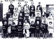 école du Port 1938