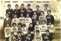 école du Port 1936