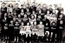 école du Port 1947