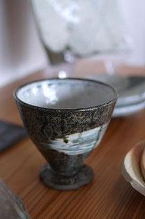 器と珈琲 Lien りあん のギャラリー: 武州窯 野口稔氏と健一氏の作品