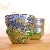器と珈琲 Lien りあん のギャラリー: ガラス製品へ