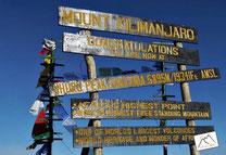 Kilimanjaro Trekking - Top of Africa