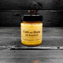 Genuss Hütte, Chili mit Honig Gewürzzubereitung