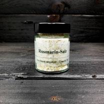 Genuss Hütte, Rosmarin-Salz Diese sehr schöne Komposition setzt optische Highlights an Vorspeisen, Tellergerichten und Grillfleischgerichten.