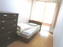 清潔な個室