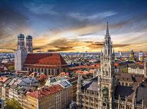 Städtereisen MÜNCHEN oKTOBERFEST BESUCHENben
