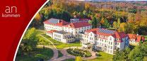 Resort Hotel Schindelbruch bei Singer Reisen & Versicherungen jetzt Angebote buchen.