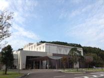 新富町文化会館、天気快晴!