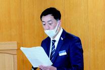 溝渕弘起 専任幹事