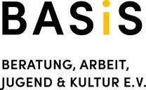 Logo Basis - Beratung, Arbeit, Jugend & Kultur e.V.