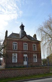 Ecole d'Hocquélus (Aigneville)