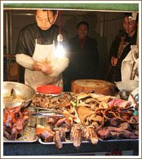 四川の食文化