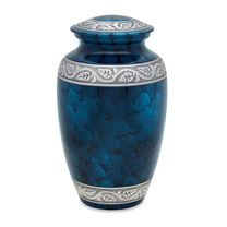 Adult Urn Royal Blue