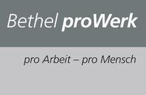 Bild: Logo Bethel proWerk