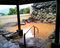 長崎県五島列島の鬼岳温泉