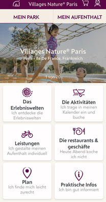 Village Nature (Centerpark) App