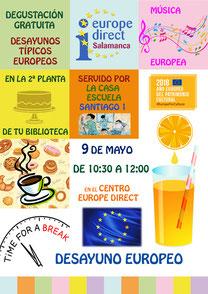 Desayuno Europeo
