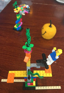 #Lego Serious Play, MULTISENSING+, Agnès Wiegand