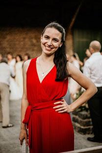 Tamada NRW, Moderatorin Hochzeit