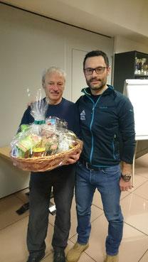 """Rudi Hofer - """"Sportler des Jahres"""""""