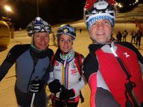 Michael, Manuela und Martin