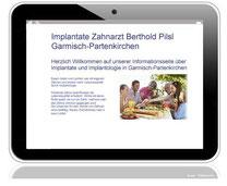© copyright Zahnarzt Garmisch - PartenkirchenBerthold Pilsl