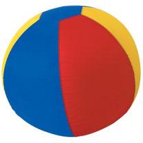 Kit ballon géant à acheter pas cher.  Ballon de 120 cm, idéal pour jouer aux jeux de Kin-ball. Ballon de grande taille géant et gonflable à acheter au meilleur prix.