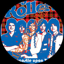 bay city rollers, les mckeown, eric faulkner, alan longmuir, glam rock, bye bye baby, saturday night