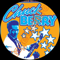 chuck berry, johnnie b goode, rockabilly, 50s music, saint louis, blues, rock n roll