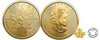 maple leaf gold 2021  edelmetalle adelshaus