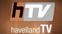 Altes Logo von havellandTV