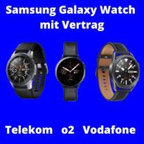 Samsung Smartwatch mit Vertrag - Galaxy Watch mit LTE