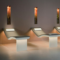 Liege-Keramik-modern-beheizt-Lounger-TWO-Wand-Wellness-SPA-PeterKeramik