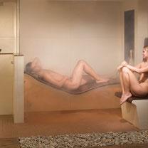 Liege-Keramik-dusche-beheizt-Lounger-verbaut-Wellness-SPA-PeterKeramik