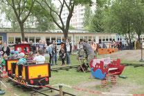 Sommerfest Kita Schlupfwinkel