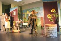 Kindertheater im Stadtteiltreff