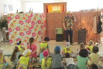 Puppentheater im Begegnungszentrum