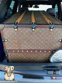what is this louis vuitton shit trunk ?