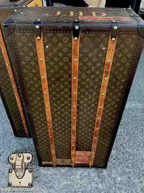 iPhone photo trunk vuitton