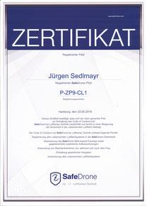 Zertikikat-safedrone-Juergen-Sedlmayr-410