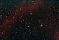 M78, NGC 2112, Barnards Loop, Orion